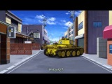 AMV Girls und Panzer_-_Ghost Division